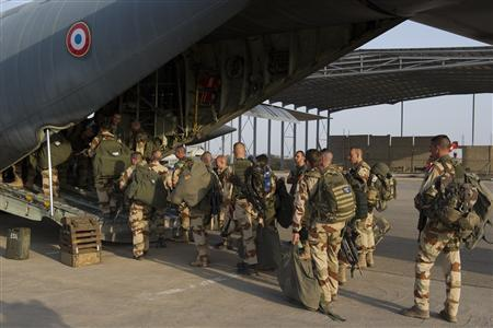 Analysis: Mali - one African war France could not avoid