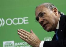 Il segretario Osce Angel Gurria. REUTERS/Henry Romero