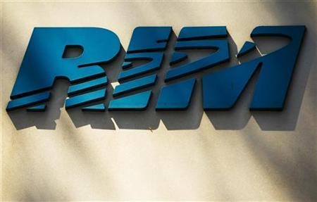 RIM shares jump ahead of BlackBerry 10 launch