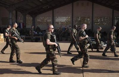West African army chiefs to approve Mali troops plan