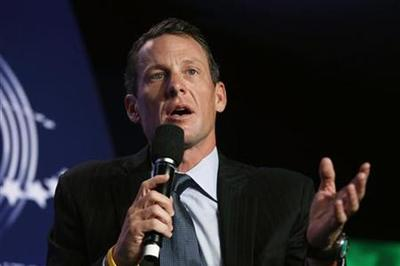 Armstrong confronts doping charges in interview: Oprah Winfrey