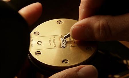 German watchmaker rebuilds luxury brand from post-war rubble