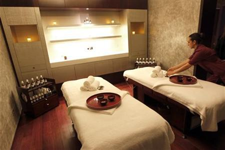 healthy hotels rise in ancient therapies expected in 2013. Black Bedroom Furniture Sets. Home Design Ideas