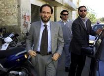 L'ex pm ora leader di Rivoluzione civile Antonio Ingroia. REUTERS