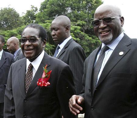 Mugabe deputy John Nkomo dies after cancer battle