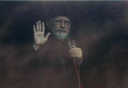 Pakistan cleric ends protest after government concessi...