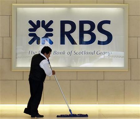 Libor probe may further shrink RBS investment bank
