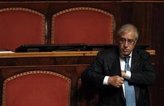 Marcello Dell'Utri in una immagine di archivio. REUTERS/Alessandro Bianchi