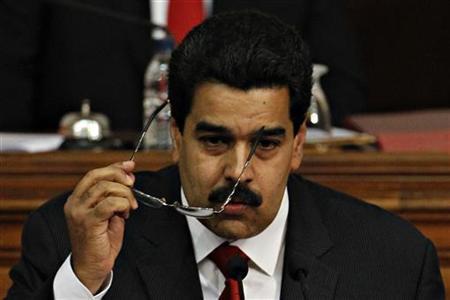 Maduro slams business leaders over Venezuela economy comments