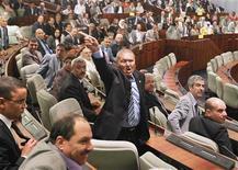Un momento di una seduta del Parlamento algerino. REUTERS/Louafi Larbi