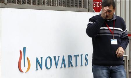 Novartis wins EU backing for first meningitis B vaccine