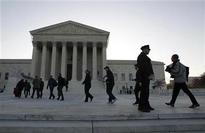 U.S. top court rejects hospitals' Medicare claims suit