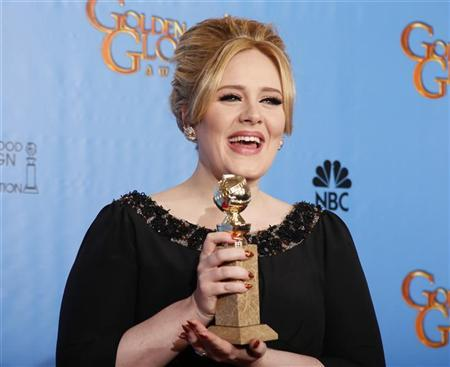 Adele to perform Bond theme song Skyfall live at Oscars | Reuters com