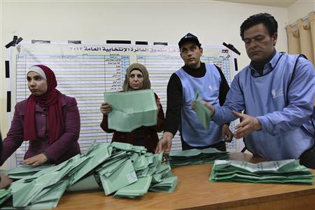 Jordan votes, but main Islamist party boycotts poll