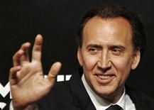"""Nicolas Cage consegue transformar seu nome em uma franquia com o filme """"O Resgate"""". Obra estreia com cópias dublades e legendadas. 01/06/2012 REUTERS/Petar Kujundzic"""