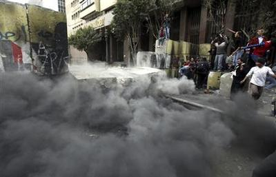 Two years since uprising, Egypt braces for more protests