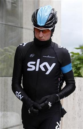 Watching Armstrong confession was best feeling - Wiggins