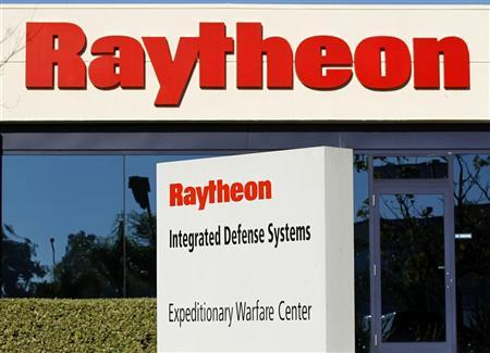 Defense cutbacks crimp Lockheed, Raytheon results