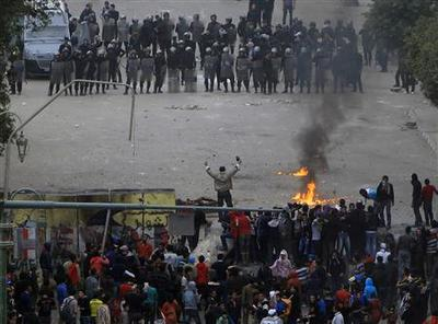Egyptian opposition to mark uprising with new protests