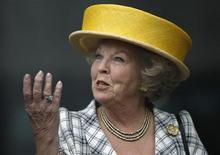 Una immagine di archivio della Regina Beatrice. REUTERS/Eliana Aponte