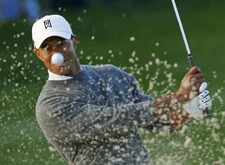 Woods wins by four shots at Torrey Pines