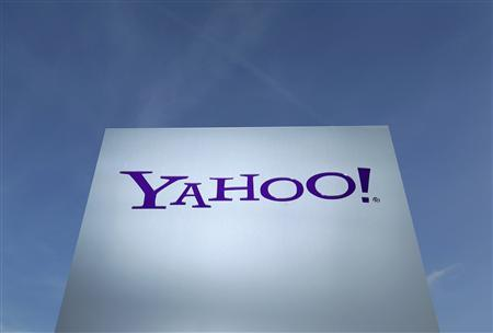 Yahoo revenue rises on search advertising