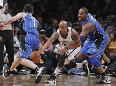 Nets dispel Magic to get back to winning ways