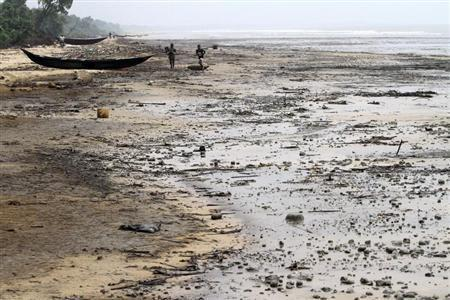 Dutch court says Shell responsible for Nigeria spills