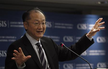 World Bank chief says finger-pointing won't fix graft