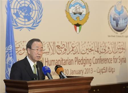 Donors meet target of $1.5 billion aid for stricken...