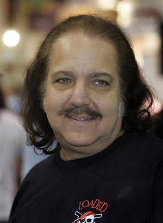 Adult film star Ron Jeremy makes an appearance during the AVN (Adult Video News) Adult Entertainment Expo in Las Vegas, Nevada January 10, 2008. REUTERS/Steve Marcus/Files