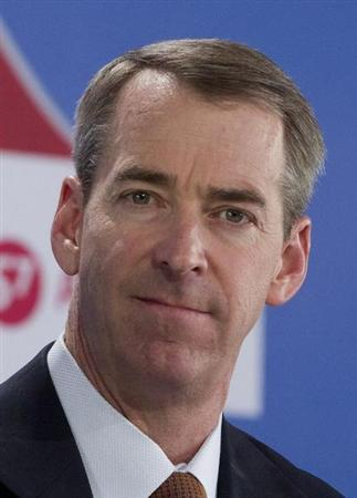 AMR CEO Horton's fate in balance as US Airways merger nears