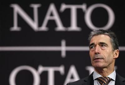 NATO chief to warn defense cuts could endanger alliance's power