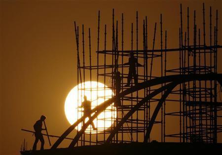 Dec infrastructure output up 2.6 percent