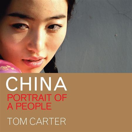 The cover to the book ''China: Portrait of a People'' by Tom Carter is seen in an undated publicity image. REUTERS/Blacksmith Books/Handout