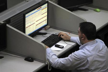 World shares up on U.S. jobs data