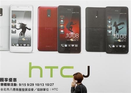HTC plans cheaper phones for China as revenue sags