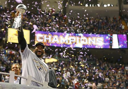 Ravens' Super Bowl win a boon for Vegas profit