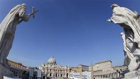 Piazza San Pietro . REUTERS/Stefano Rellandini
