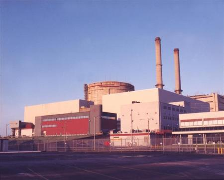 Crystal River Nuclear Generating Plant, Unit 3, located 80 miles north of Tampa, Florida, is shown in this undated Nuclear Regulatory Commission photograph. REUTERS/Progress Energy/NRC/Handout
