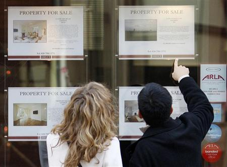 UK house prices dip on month in January - Halifax