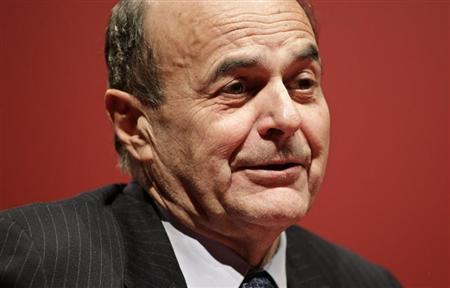 Italy's Bersani faces choice between Monti and leftist ally