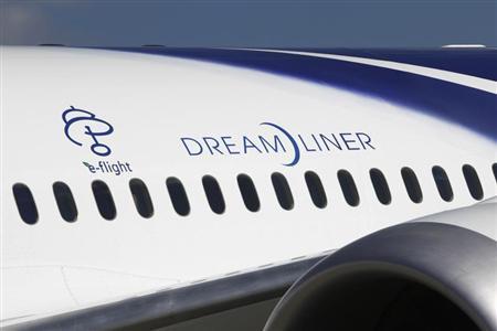 Dreamliner probe results