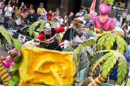 Never mind New Orleans' Mardi Gras parades, Mobile's party was first