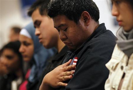 Among U.S. evangelicals, surprising support for immigration reform