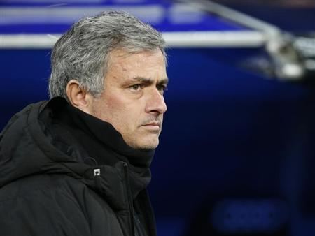 World waiting for Real v Man United clash, says Mourinho