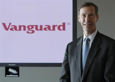 Vanguard Group's CEO Bill McNabb is pictured in the board room at the Vanguard Headquarters in Valley Forge, Pennsylvania, December 2, 2010. REUTERS/Tim Shaffer