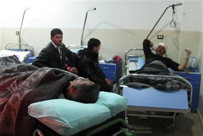 Bus blast kills at least 13 on Turkey-Syria border