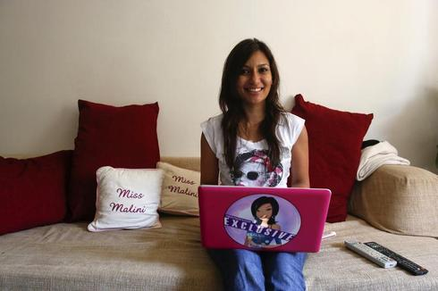 Bollywood blogger