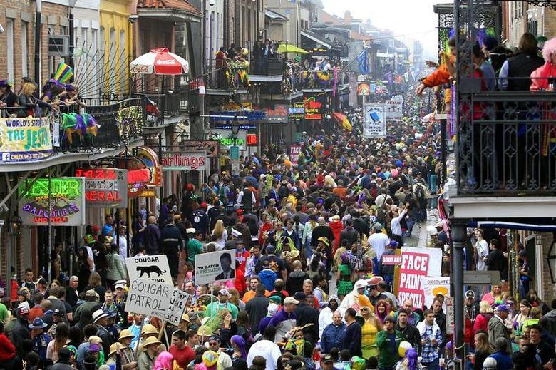 Mardi Gras in New Orleans | Reuters.com